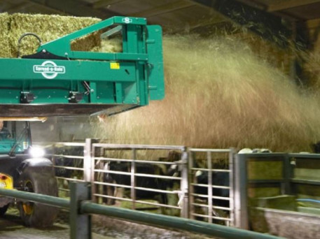 SPREAD-A-BALE MACHINES