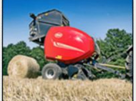 NEW VICON RV5216 ROUND BALER (REF2437)