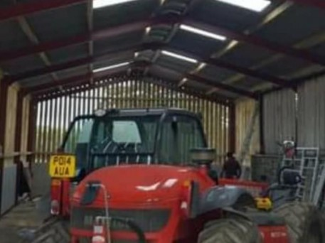 MANITOU MLT-627 2014 3800HRS (REF 2985)