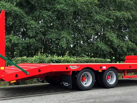SLURRYKAT LOW LOADER TRAILER