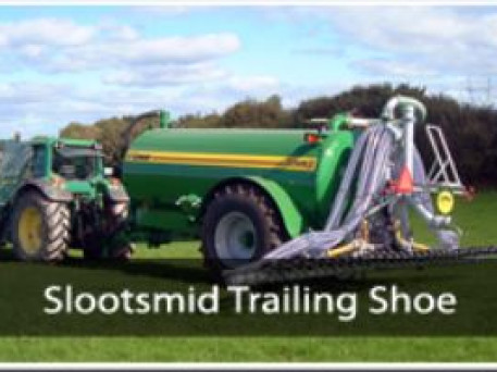 Conor Slootsmid Trailing Shoe Tanker