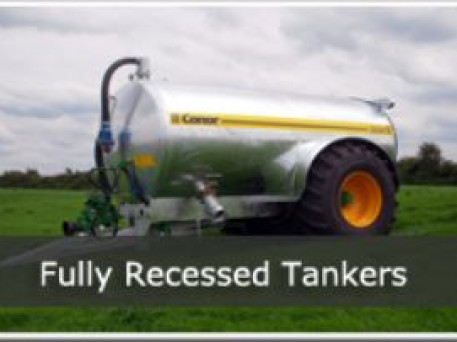 Conor Fully Recessed Slurry Tankers