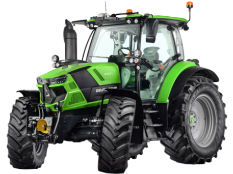 Deutz Fahr Series 6 Tractors