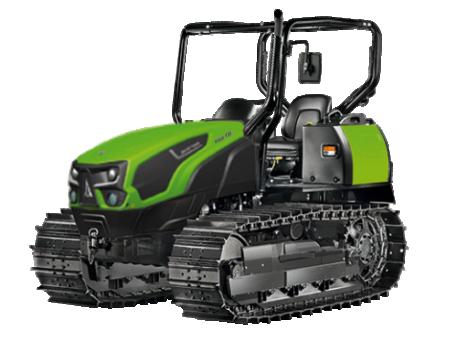 Deutz Fahr Series 5K Tracked tractor